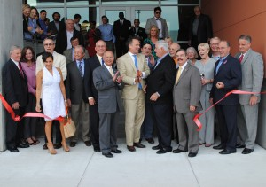 Ribbon Cutting After