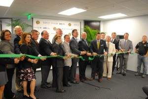 JEDCO Ribbon Cut