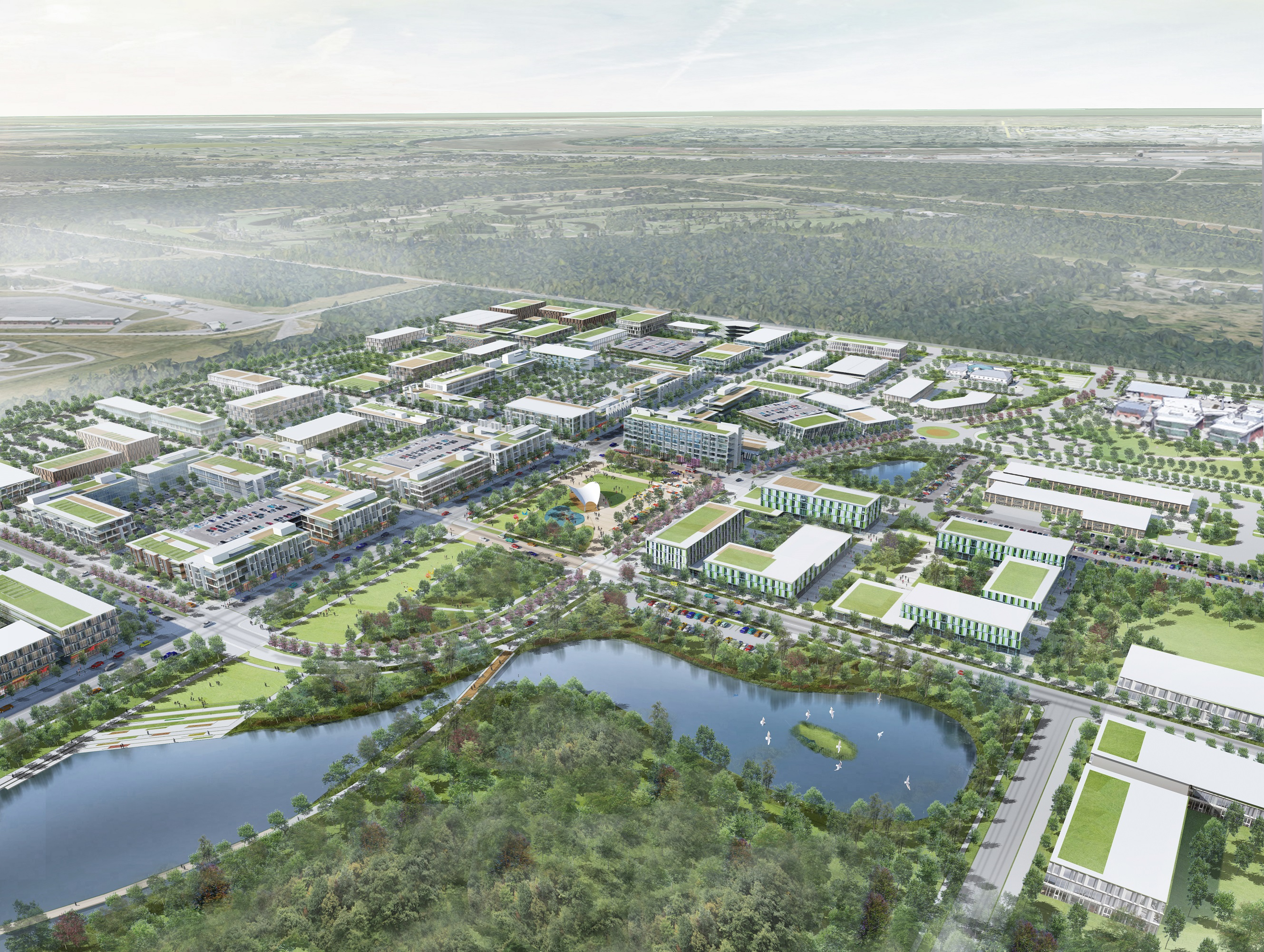 JEDCO unveils master plan for West Bank development